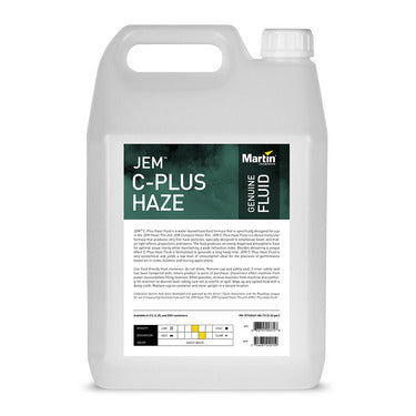 Martin Jem C-Plus Haze Fluid
