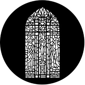 Rosco Metal Gobo - Stained Glass