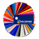 Chris James Gel Swatch Book