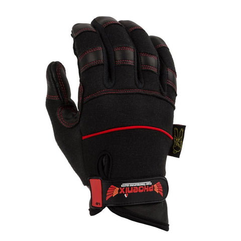 "Dirty Rigger Phoenix"" Heat Resistant Glove"