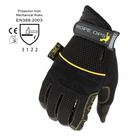 Dirty Rigger Rope Ops™ Rope Glove