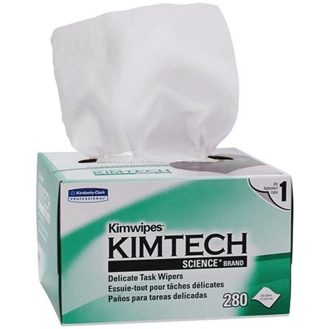Kimwipes Delicate Task Wipes 34120, Pack of 280