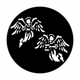 Metal Gobo - Easter Angels ME-3434