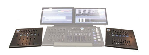 Philips Strand Neo Fader WIng - Playback & Submaster Wings