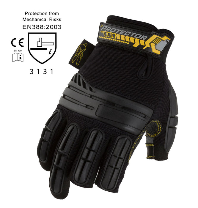 Dirty Rigger Protector™ Framer 2.0 Heavy Duty Rigger Glove