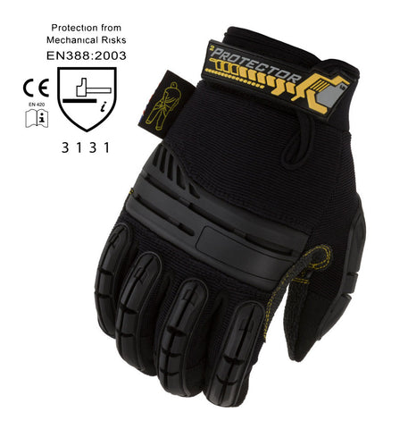 "Dirty Rigger Protector"" 2.0 Heavy Duty Rigger Glove"