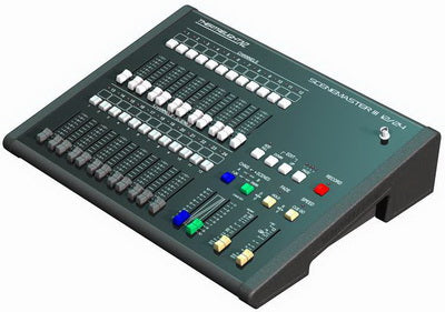 Theatrelight Scenemaster 3 12/24 Lighting Desk