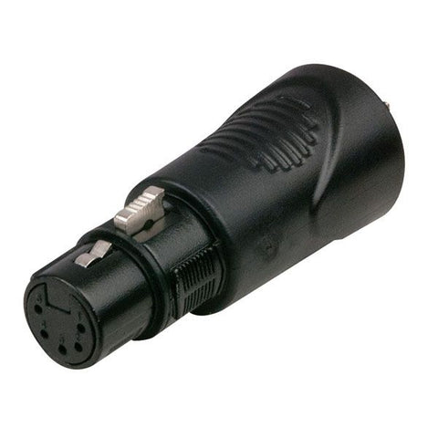 XLR Female 5 pole to RJ45 female