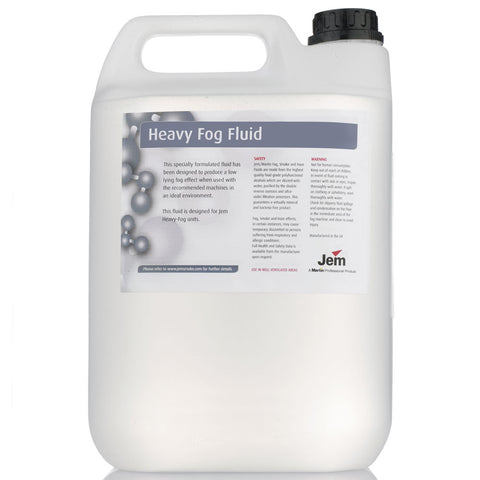 Martin Jem Heavy Fog Fluid B2 Mix