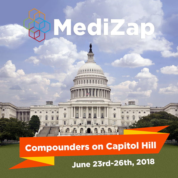 MediZap Proud Exhibitor IACP's 2018 Compounders on Capitol Hill
