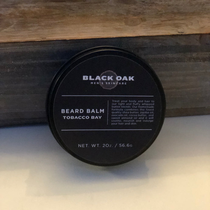 Black Oak Beard Balm