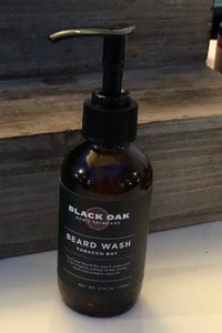 Black Oak Beard Wash