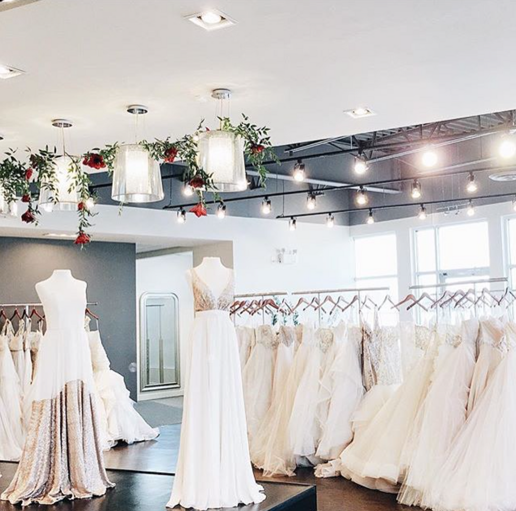 Delica Bridal Boutique in Edmonton
