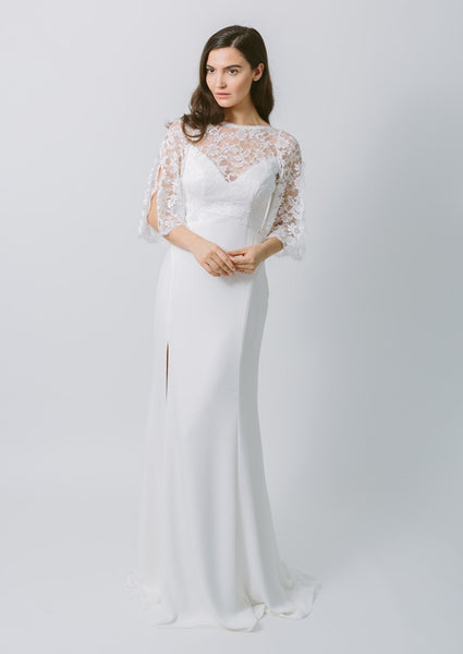 Lavictoire Mystic wedding dress front