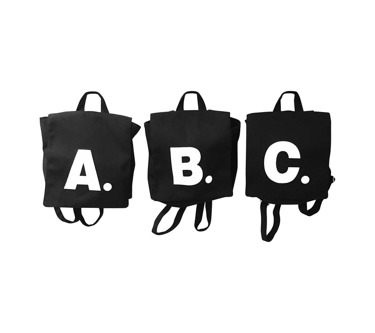 Mini Alphabet Satchels