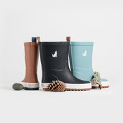 Rainboots - Misty Blue