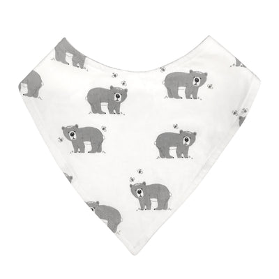 Dribble Bib - Busy Bear
