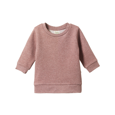 Emerson Sweater - Ginger Snap Marl