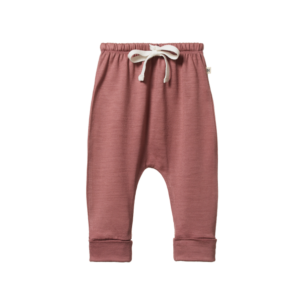 Drawstring Pants - Tulip