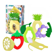 The Chew Box Teethers - Fruit Edition