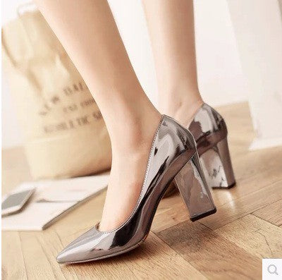 Mirror Finish Pumps