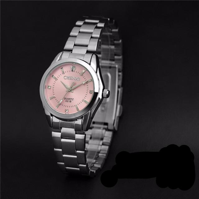 Luxury Stainless Steel Dress Watch