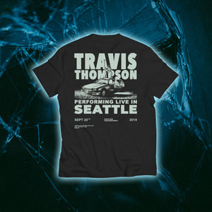 Travis Thompson 'LIVE' T-Shirt + Digital Album