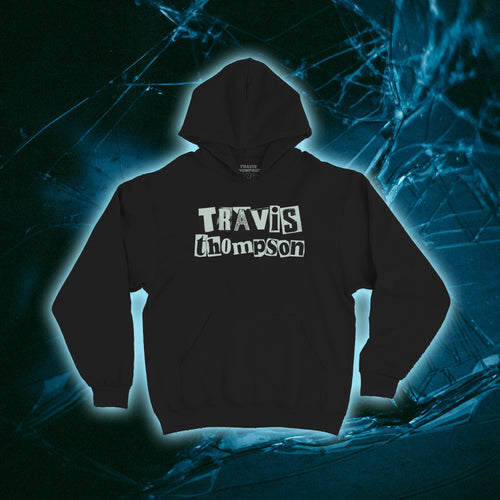 Travis Thompson 'Flipped Car' Hoodie + Digital Album