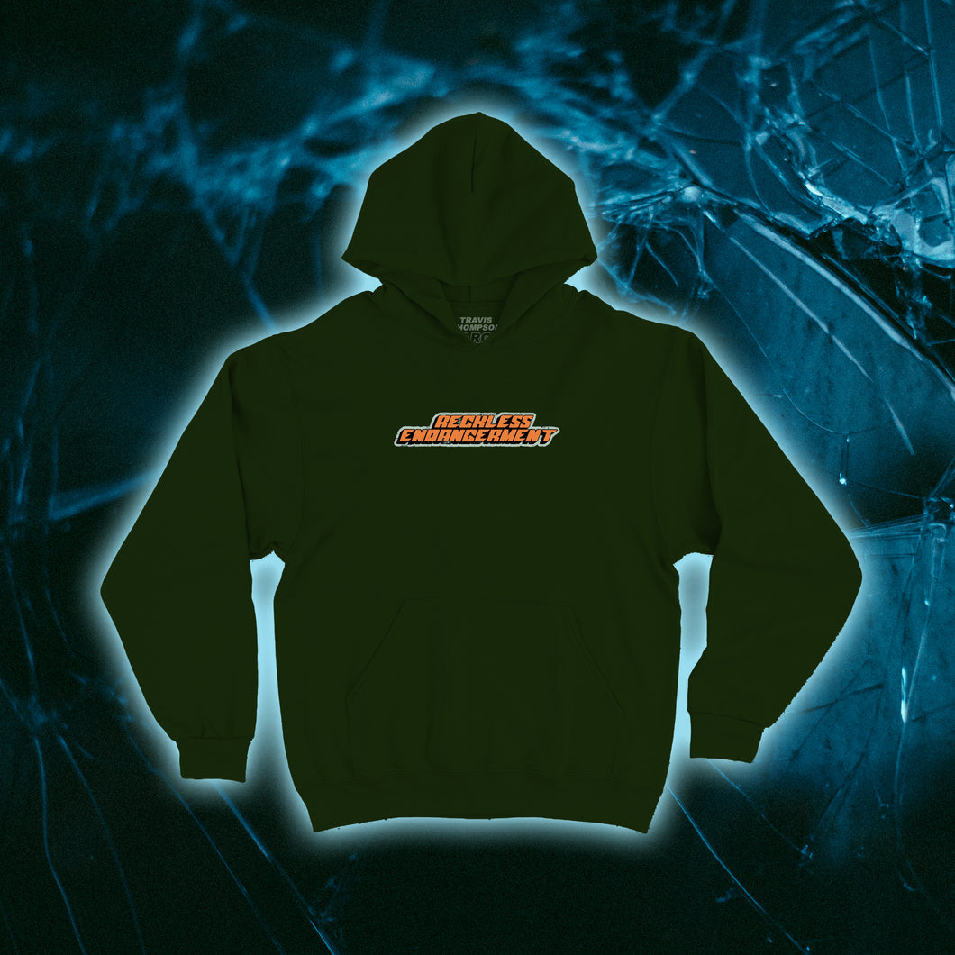 Reckless Endangerment Hoodie + Digital Album