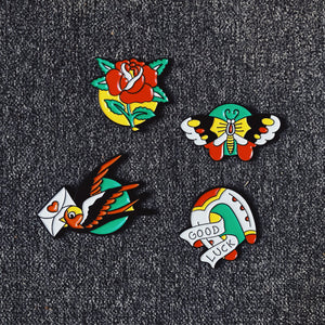 FLASH LAPEL PINS