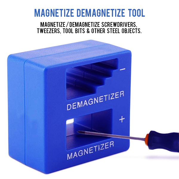 Magnetizer & Demagnetizer Tool