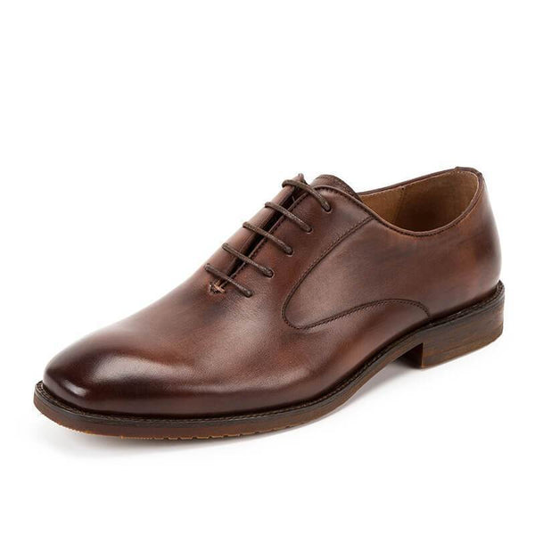 Men's Business Casual Oxford Leather Shoes
