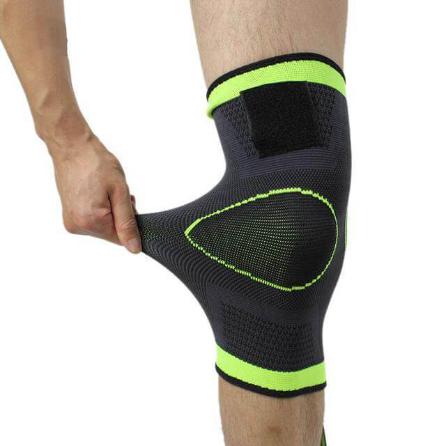 Straps Pressurized Sports knee pads (1 PCS)