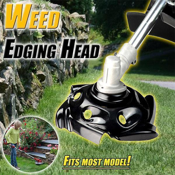 Weed Edging Head
