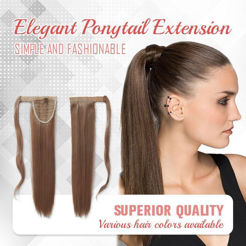 ( 50% Sale ) Elegant Ponytail Extension