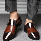 Oxford Business Men Shoes Soft Breathable Men Formal Shoes