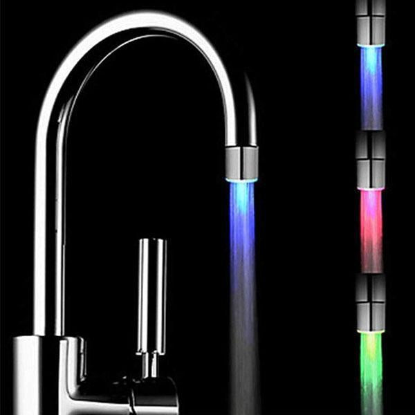 Wireless Temperature-controlled Lamp Faucet