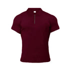 Summer Men Fashion Slim Soft Polo Sports Shirts