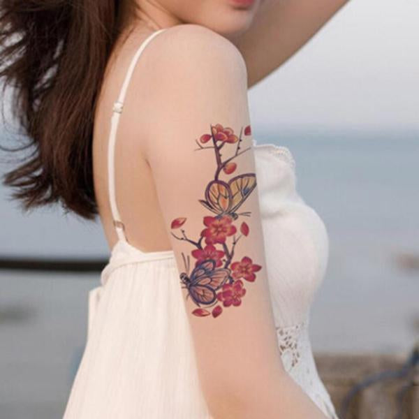 Temporary tattoo sticker