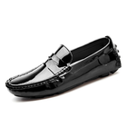 Big Size Men Leather Shoes Slip On Men Loafers Fashion Casual Men Shoes Male Flats Shoes