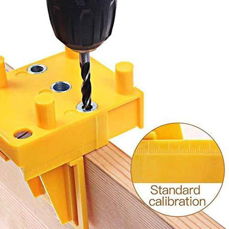Woodworking Dowel Jig Set