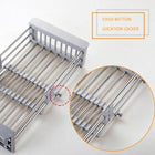 Kitchen Retractable Drainer Rack