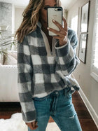 3 Colors Long Sleeves Tops