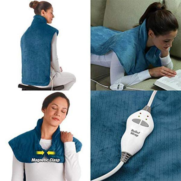 Massaging Heat Wrap(1 Set)