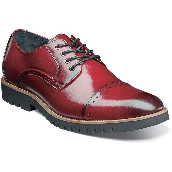 Men's Fashion Leather Derby Shoes