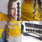 Ceramic Bubble Curling Iron