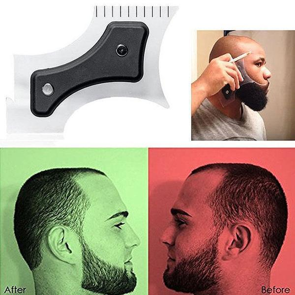 Hair Beard Shaping Tool