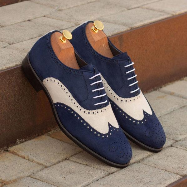 Classic Oxford Shoes Handmade Stitiching Brogue Shoes
