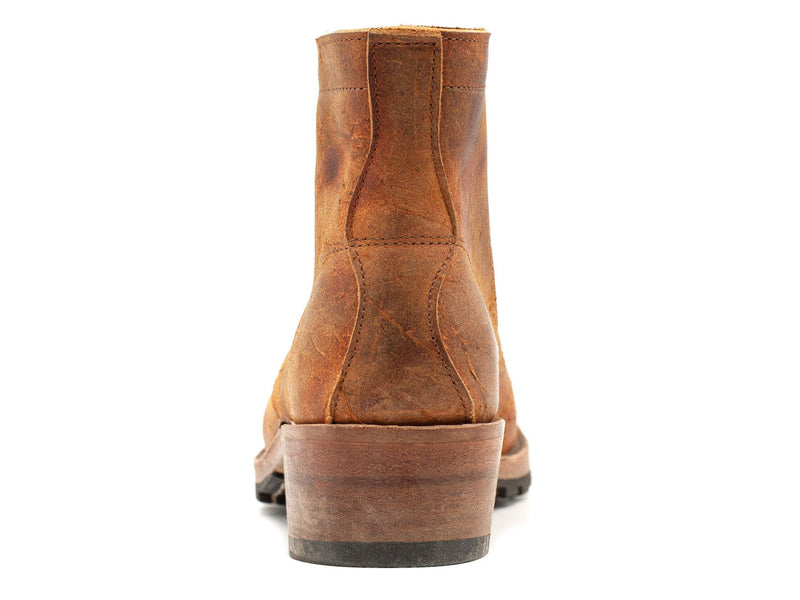 Cow Split Leather Women Boots Comfortable Boots Women Footwear Rubber Ankle Boots