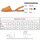 Corachic.com - Women Plus Size Flats Casual Peep Toe Faux Suede Slip On Elastic Sandals